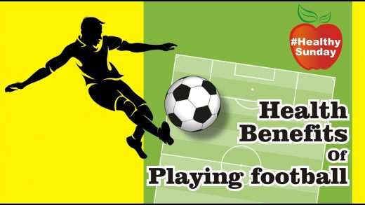Benefits of Football for Health