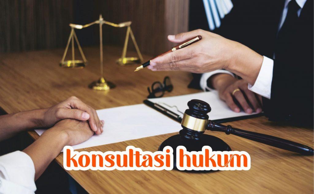Konsultan Hukum
