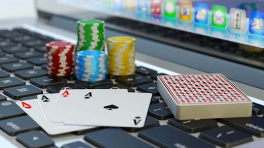 Play online casino games of chance with us
